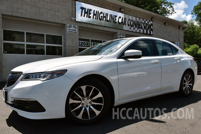 2017 Acura TLX FWD Waterbury, Connecticut