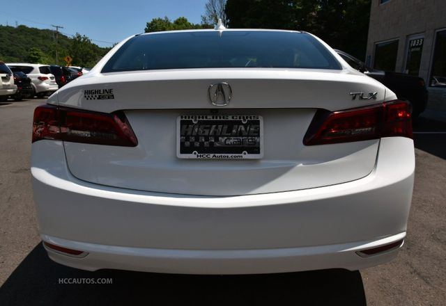 2017 Acura TLX FWD Waterbury, Connecticut 12