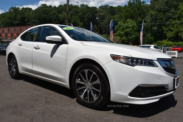 2017 Acura TLX FWD Waterbury, Connecticut 7