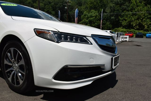 2017 Acura TLX FWD Waterbury, Connecticut 9