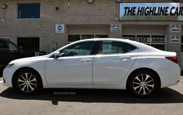 2017 Acura TLX FWD Waterbury, Connecticut 4