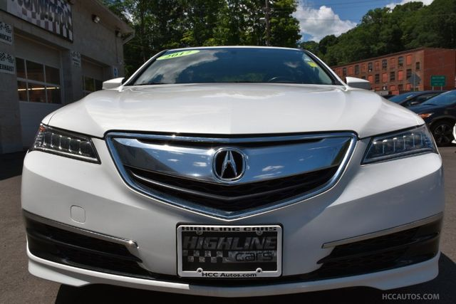 2017 Acura TLX FWD Waterbury, Connecticut 8