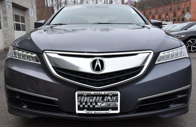 2017 Acura TLX V6 w/Technology Pkg Waterbury, Connecticut 9