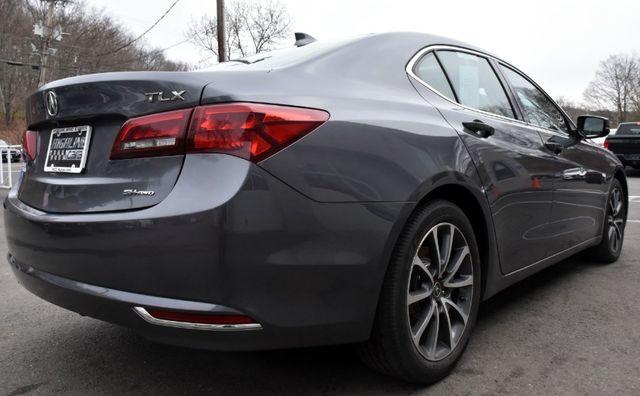 2017 Acura TLX V6 w/Technology Pkg Waterbury, Connecticut 6