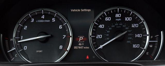 2017 Acura TLX V6 w/Technology Pkg Waterbury, Connecticut 30