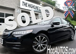 2017 Acura TLX V6 w/Technology Pkg Waterbury, Connecticut