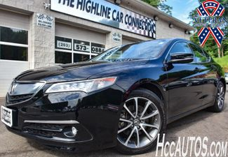 2017 Acura TLX V6 w/Advance Pkg Waterbury, Connecticut