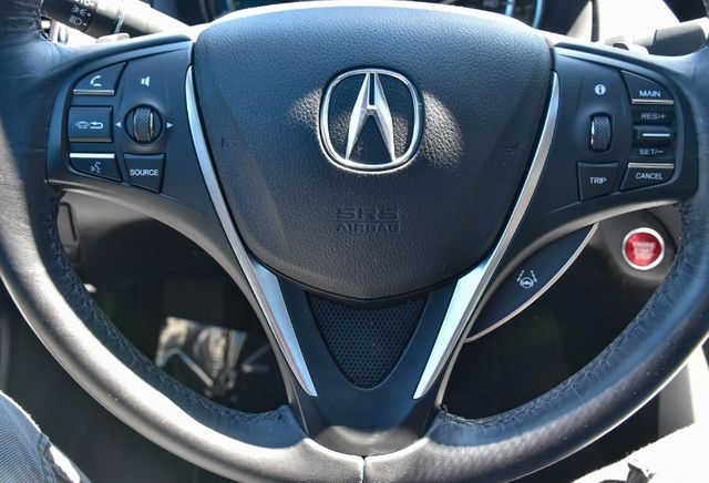 2017 Acura TLX w/Technology Pkg Waterbury, Connecticut 27