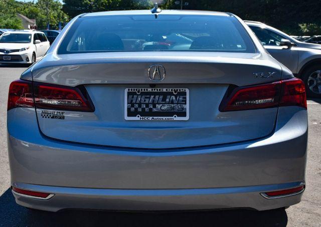 2017 Acura TLX w/Technology Pkg Waterbury, Connecticut 4