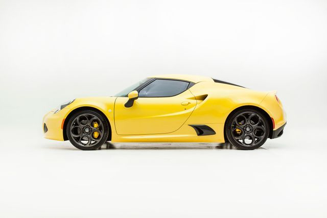 2017 Alfa Romeo 4C Coupe in Plano, TX 75075