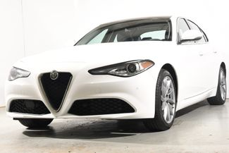 2017 Alfa Romeo Giulia Q4 w/ Nav/ Blind Spot/ Safety Tech in Branford, CT 06405