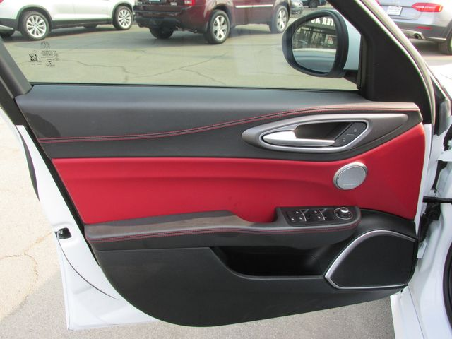 2017 Alfa Romeo Giulia Ti in Costa Mesa, California 92627