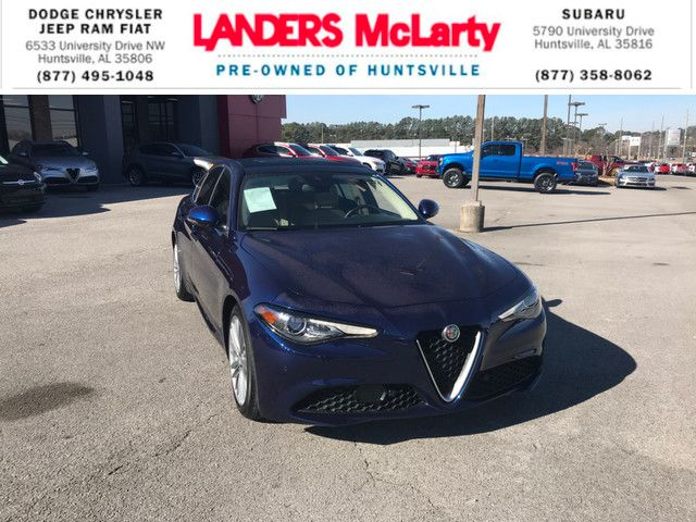 2017 Alfa Romeo Giulia Ti | Huntsville, Alabama | Landers Mclarty DCJ & Subaru in  Alabama