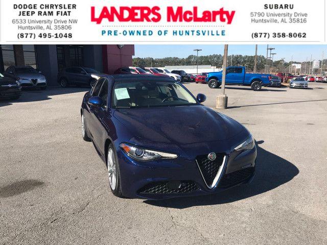 2017 Alfa Romeo Giulia Ti   Huntsville, Alabama   Landers Mclarty DCJ & Subaru in  Alabama