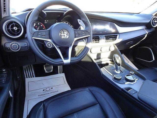 2017 Alfa Romeo Giulia Base Madison, NC 39