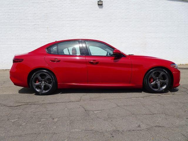 2017 Alfa Romeo Giulia Base Madison, NC 1