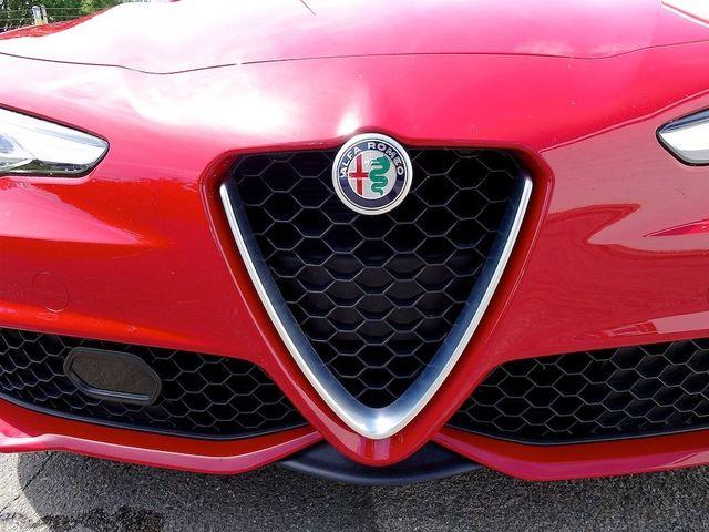 2017 Alfa Romeo Giulia Base Madison, NC 10