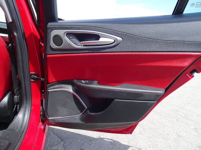 2017 Alfa Romeo Giulia Base Madison, NC 35
