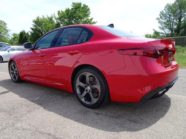 2017 Alfa Romeo Giulia Base Madison, NC 4