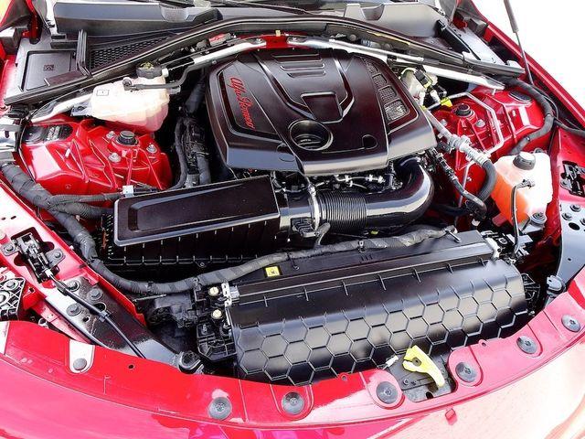 2017 Alfa Romeo Giulia Base Madison, NC 47