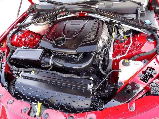 2017 Alfa Romeo Giulia Base Madison, NC 48