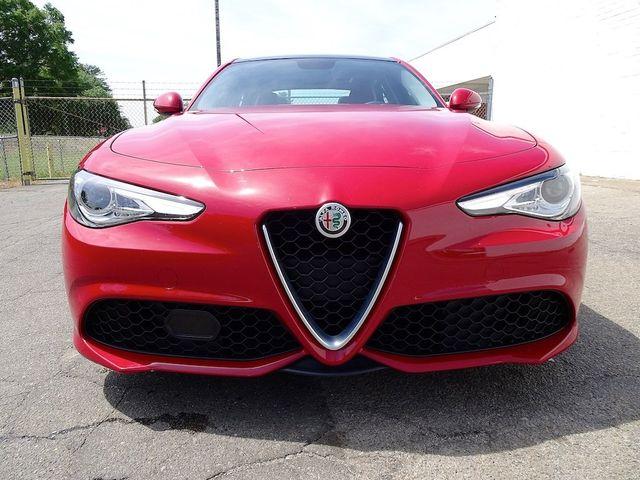 2017 Alfa Romeo Giulia Base Madison, NC 7