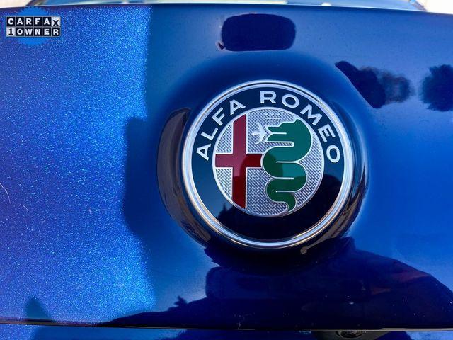 2017 Alfa Romeo Giulia Base Madison, NC 19