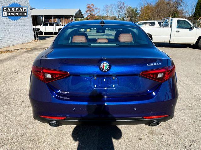 2017 Alfa Romeo Giulia Base Madison, NC 2