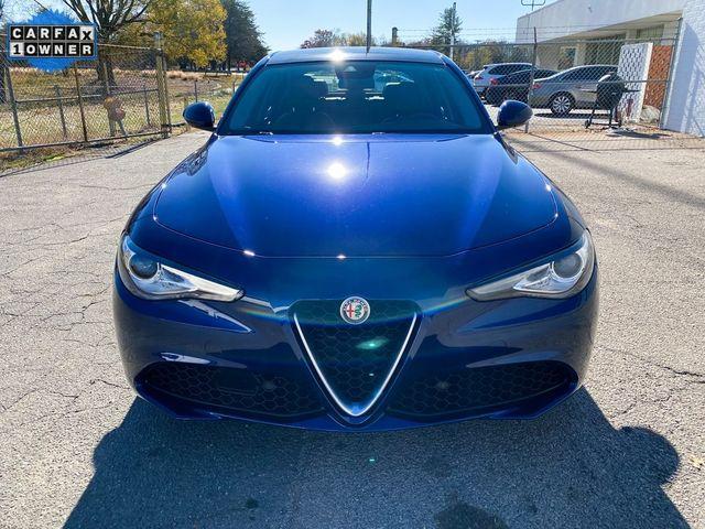 2017 Alfa Romeo Giulia Base Madison, NC 6