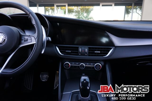 2017 Alfa Romeo Giulia Ti Performance Package Sedan in Mesa, AZ 85202