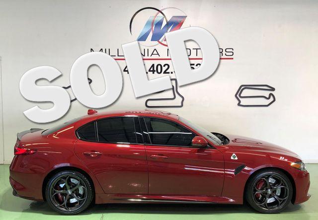 2017 Alfa Romeo Giulia Quadrifoglio Longwood, FL 0