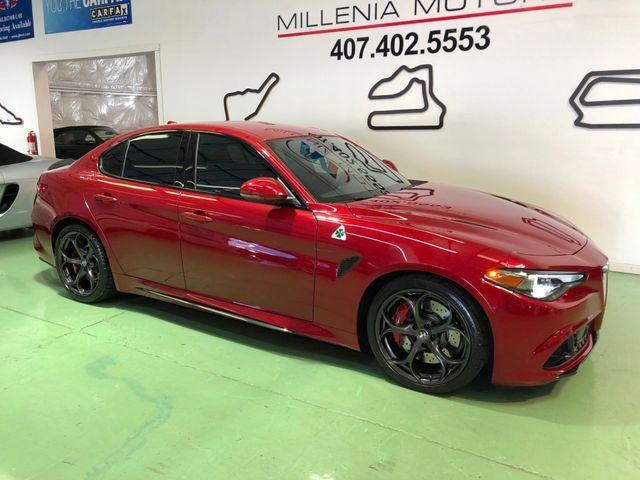 2017 Alfa Romeo Giulia Quadrifoglio Longwood, FL 1