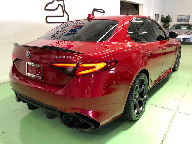 2017 Alfa Romeo Giulia Quadrifoglio Longwood, FL 10