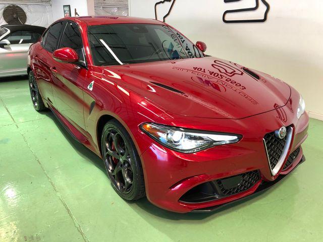 2017 Alfa Romeo Giulia Quadrifoglio Longwood, FL 2