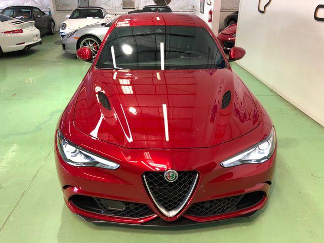 2017 Alfa Romeo Giulia Quadrifoglio Longwood, FL 3