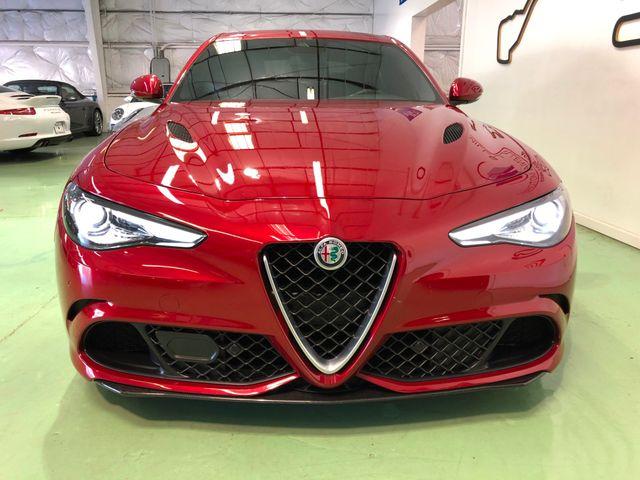 2017 Alfa Romeo Giulia Quadrifoglio Longwood, FL 4