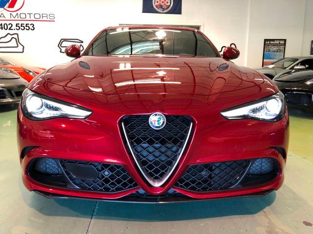 2017 Alfa Romeo Giulia Quadrifoglio Longwood, FL 47