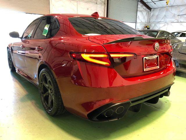 2017 Alfa Romeo Giulia Quadrifoglio Longwood, FL 48