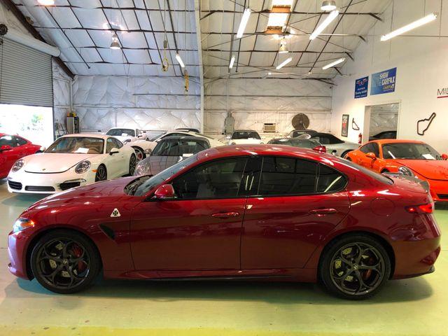 2017 Alfa Romeo Giulia Quadrifoglio Longwood, FL 49