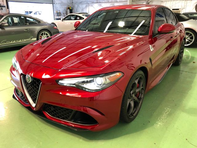 2017 Alfa Romeo Giulia Quadrifoglio Longwood, FL 5