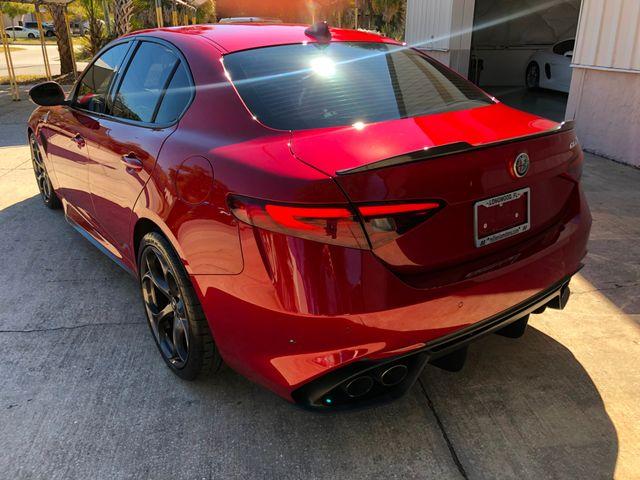 2017 Alfa Romeo Giulia Quadrifoglio Longwood, FL 55