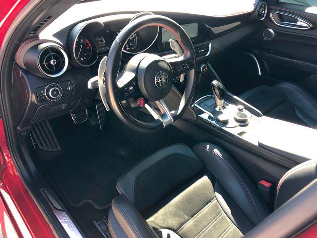 2017 Alfa Romeo Giulia Quadrifoglio Longwood, FL 56
