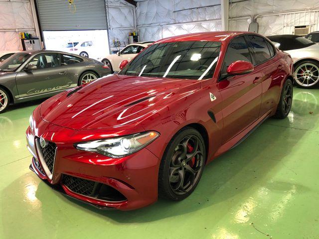 2017 Alfa Romeo Giulia Quadrifoglio Longwood, FL 6