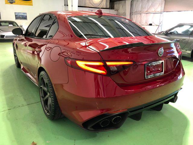 2017 Alfa Romeo Giulia Quadrifoglio Longwood, FL 7
