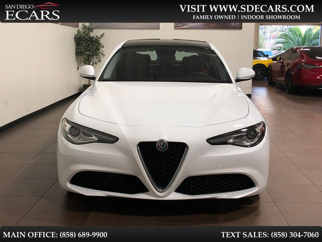 2017 Alfa Romeo Giulia in San Diego, CA 92126