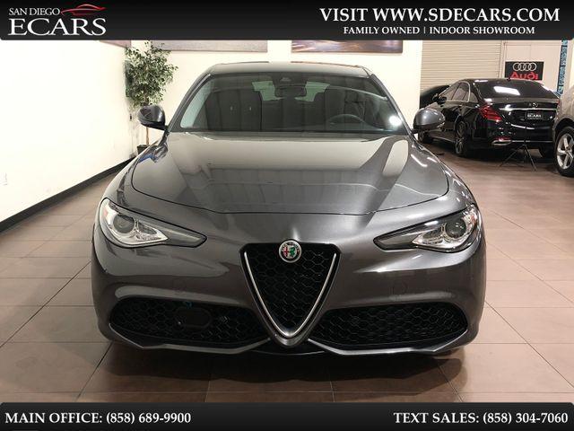2017 Alfa Romeo Giulia Ti in San Diego, CA 92126