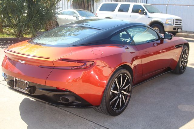 2017 Aston Martin DB11 Houston, Texas 16