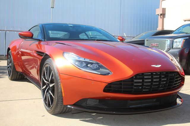 2017 Aston Martin DB11 Houston, Texas 3