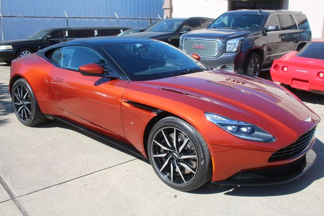 2017 Aston Martin DB11 Houston, Texas 7