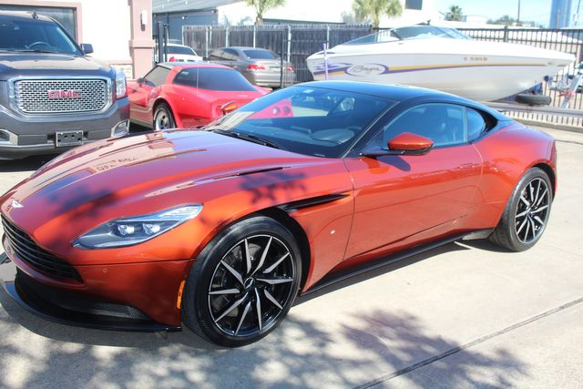 2017 Aston Martin DB11 Houston, Texas 8